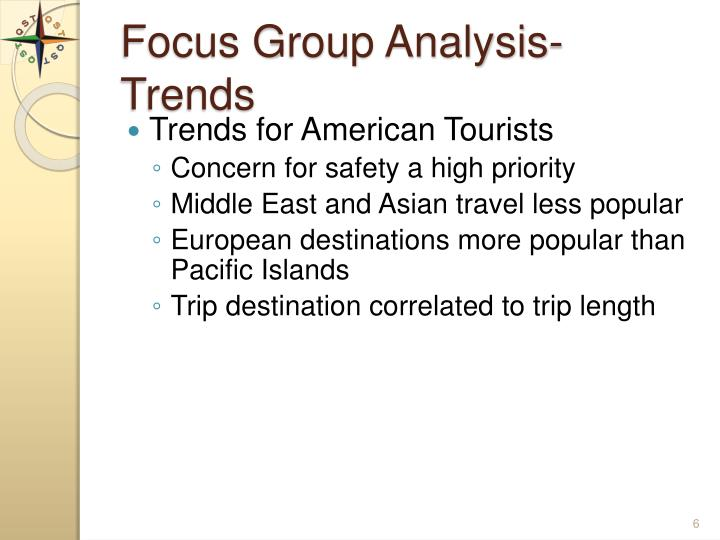 Focus Group Analysis-Trends