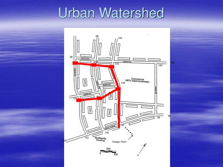 Urban Watershed