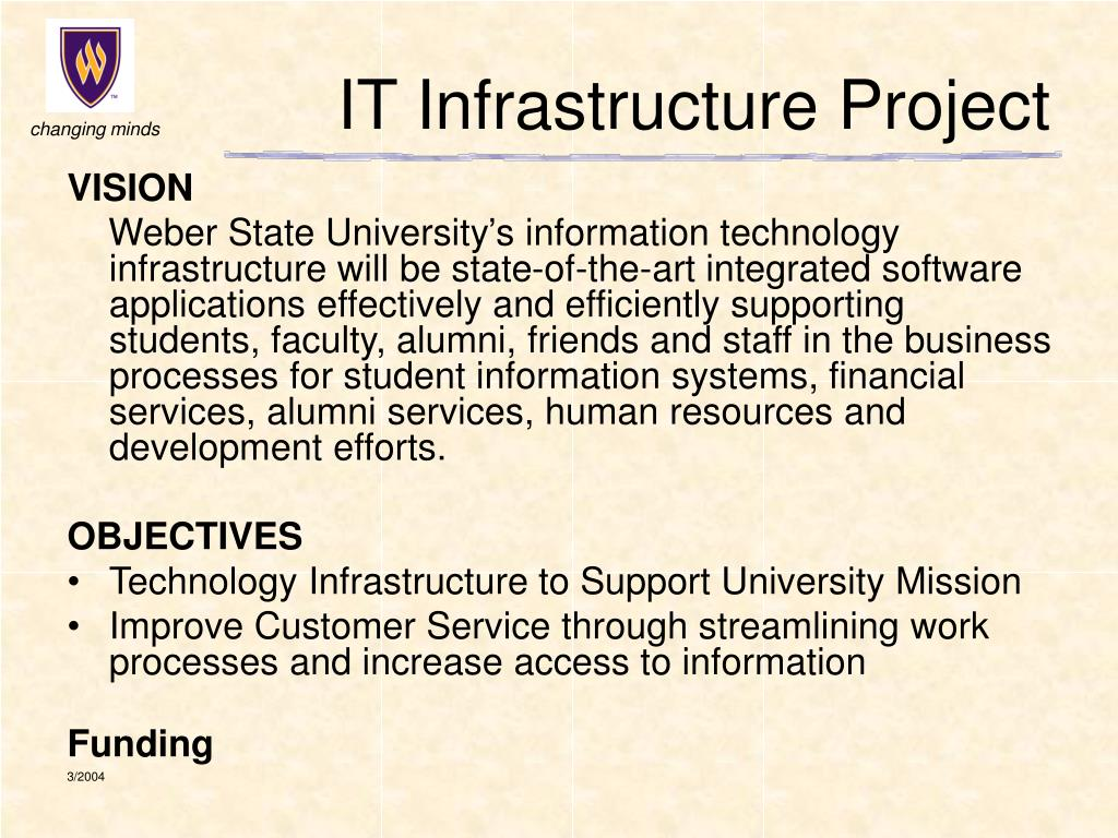 IT Infrastructure Project