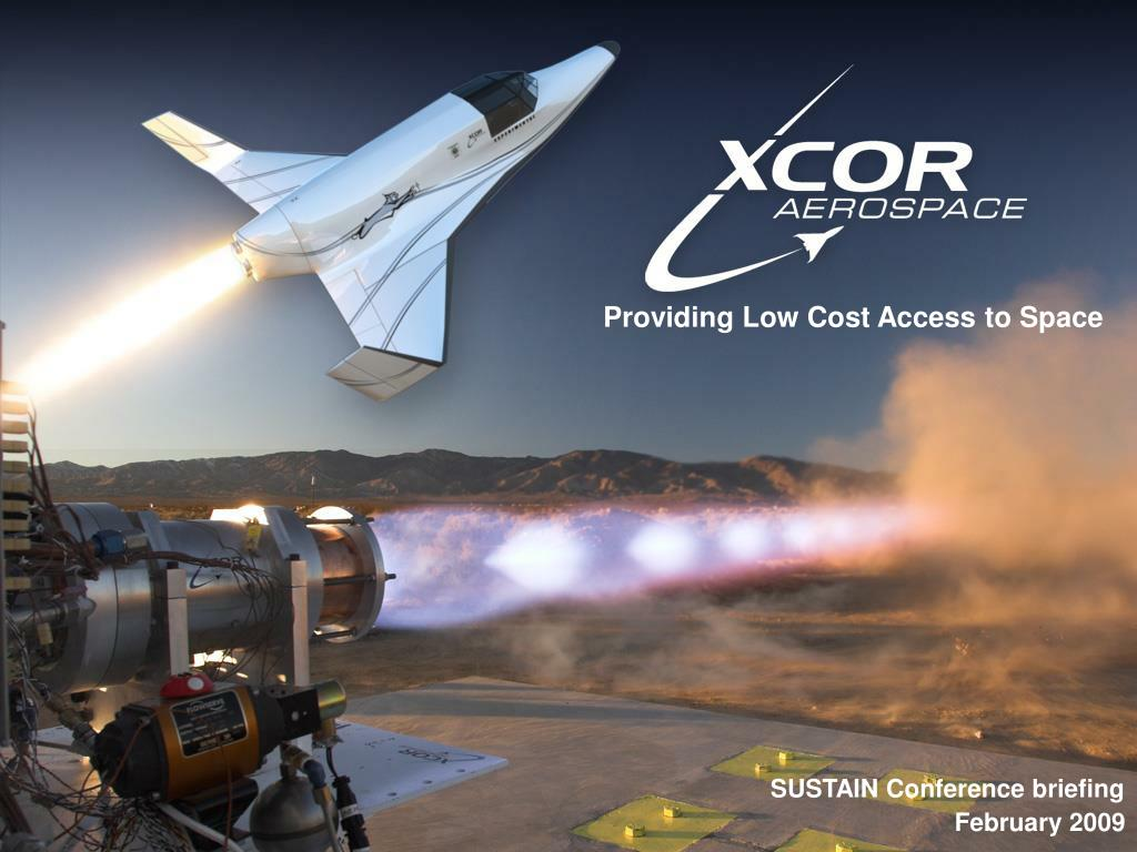 Providing Low Cost Access to Space