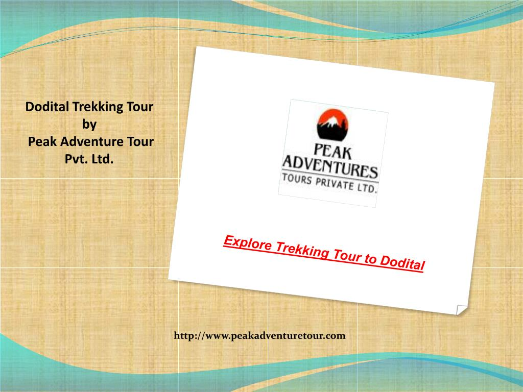 Dodital Trekking Tour by