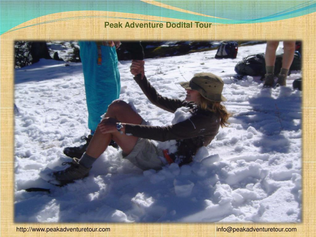 Peak Adventure