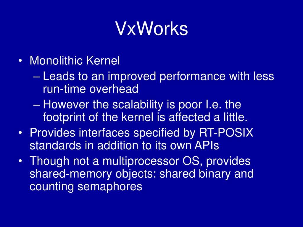 VxWorks
