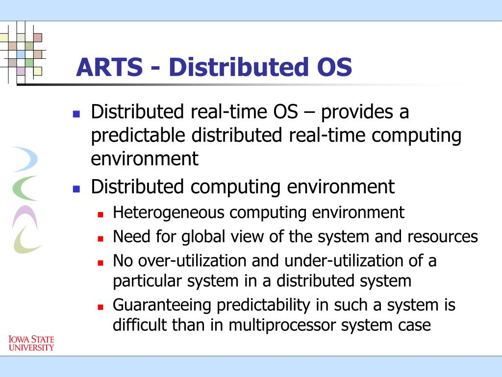 ARTS - Distributed OS