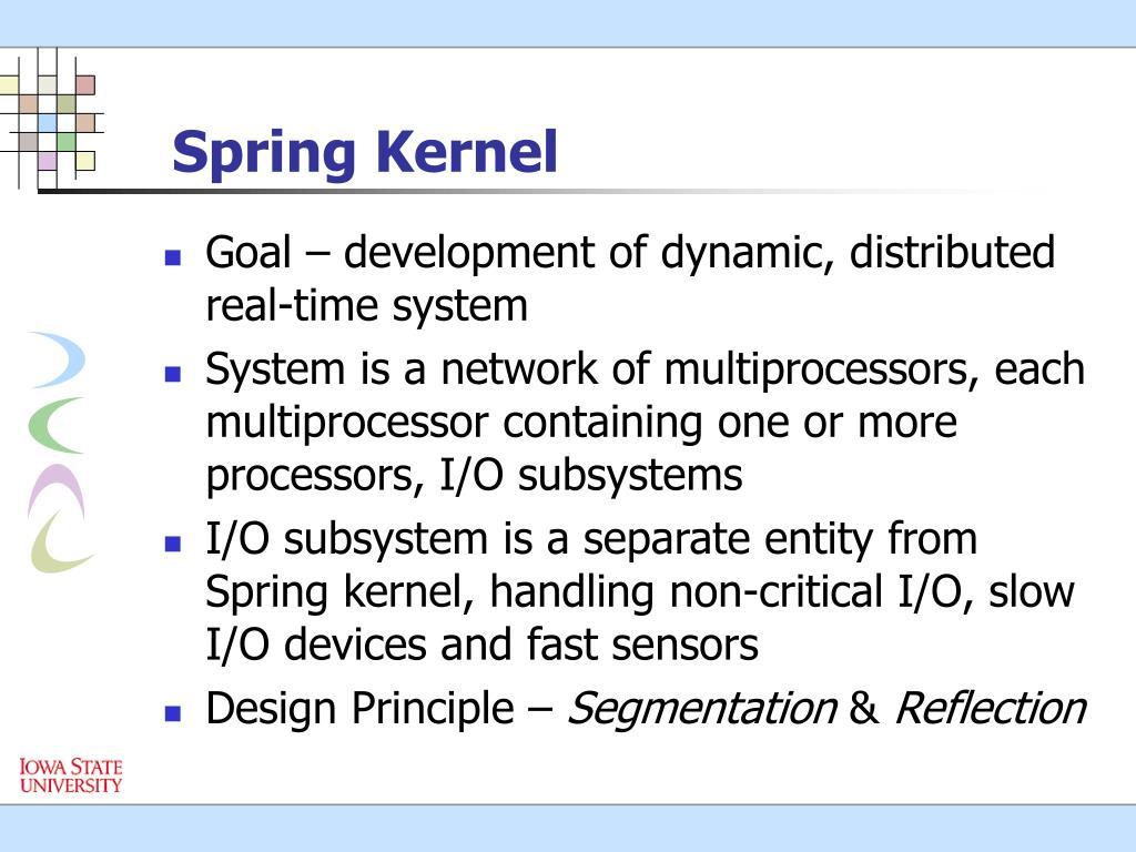 Spring Kernel