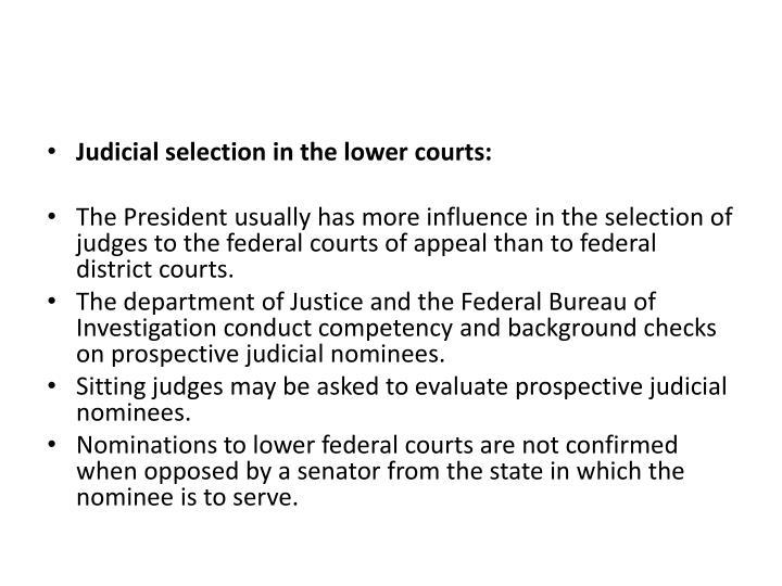 Judicial