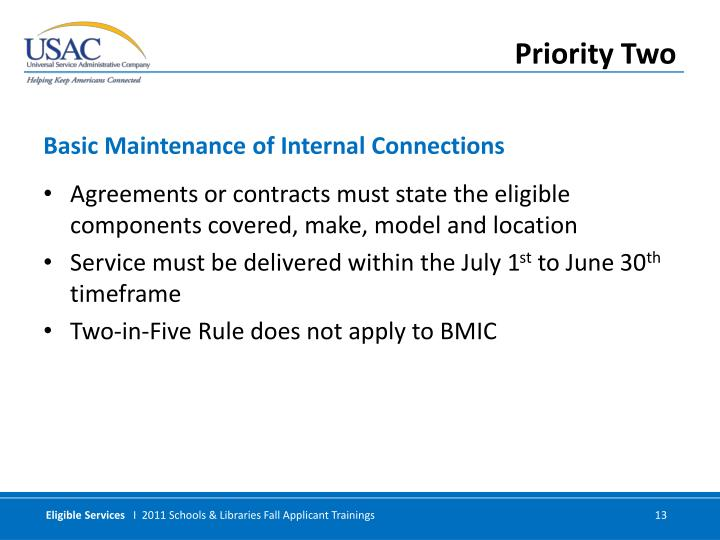 Agreements or contracts must state the eligible components covered, make, model and location