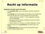 recht op informatie3