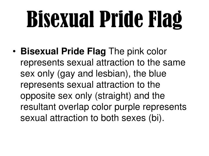 Bisexual Pride Flag