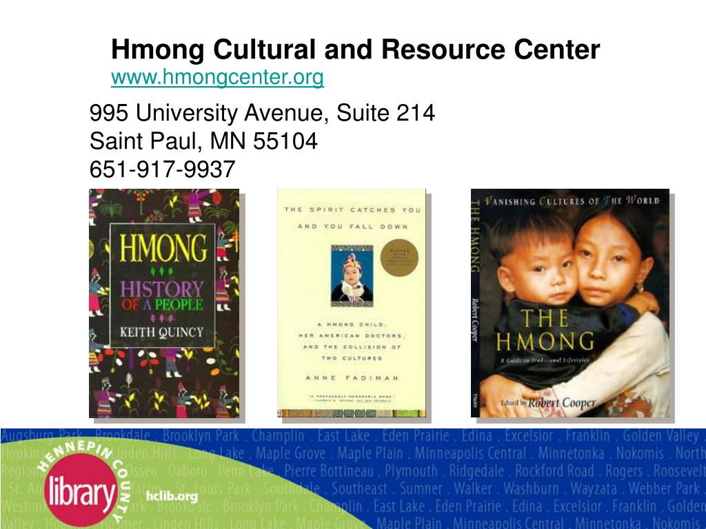 Hmong Cultural and Resource Center
