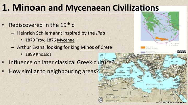 1. Minoan