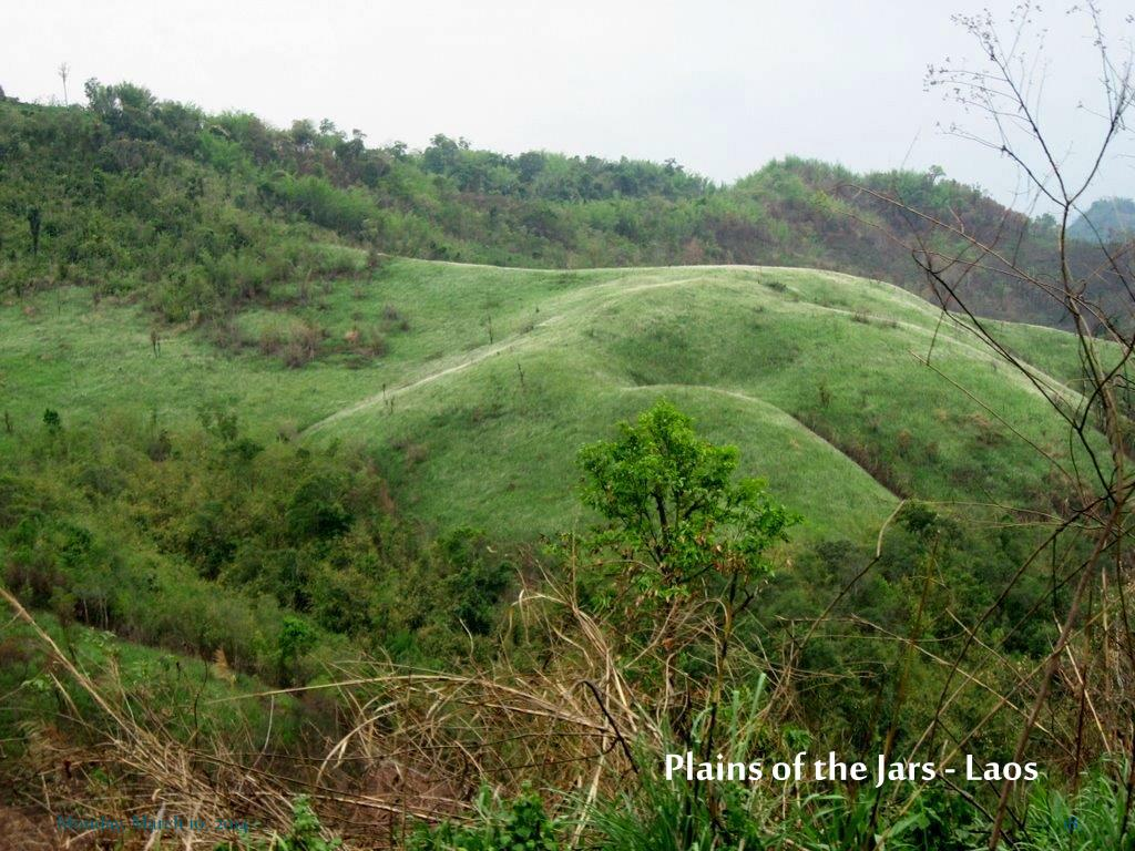 Plains of the Jars - Laos