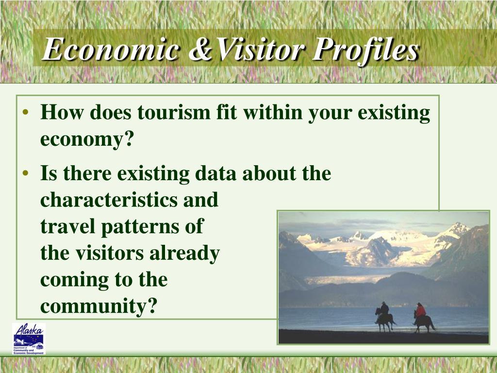 Economic &Visitor Profiles