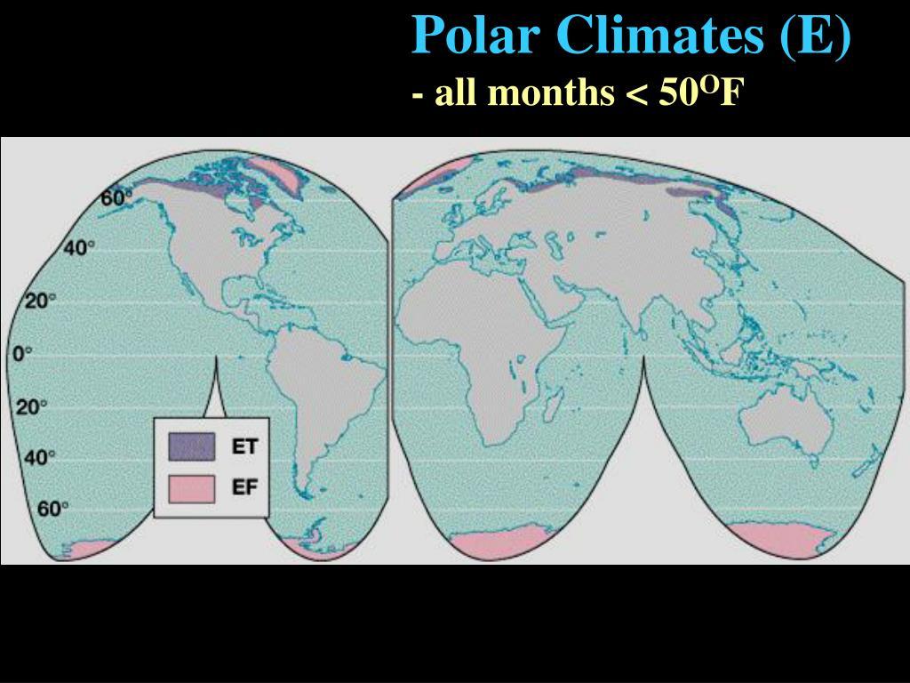 Polar Climates (E)