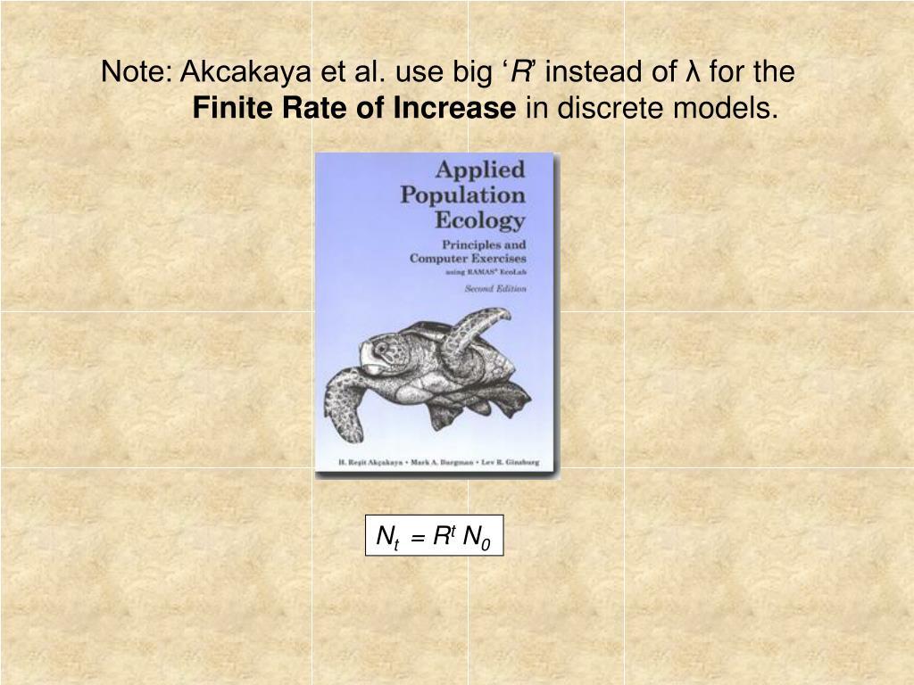Note: Akcakaya et al. use big '