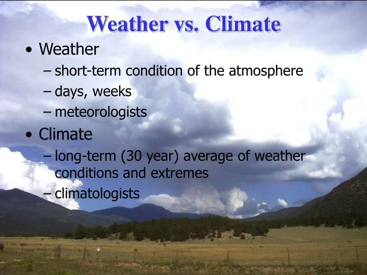 Weather vs climate l.jpg