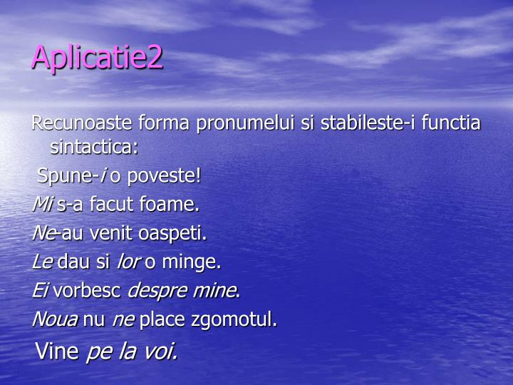 Aplicatie2