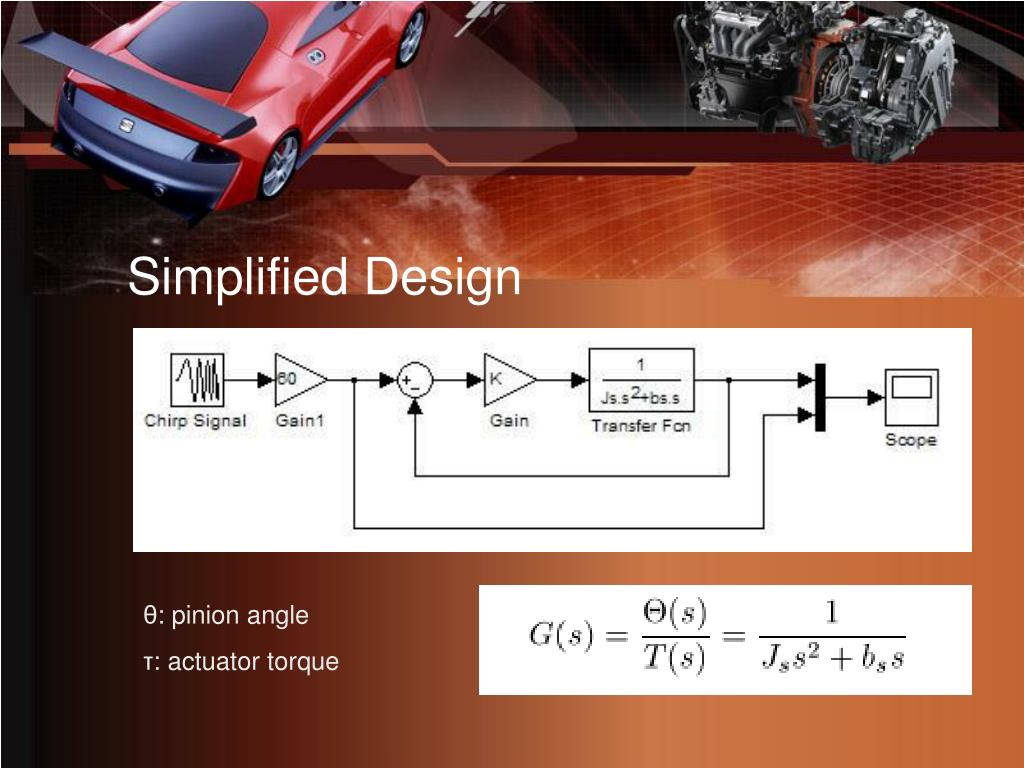Simplified Design