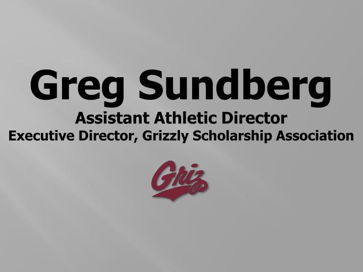 Greg Sundberg