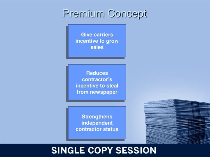 Premium Concept