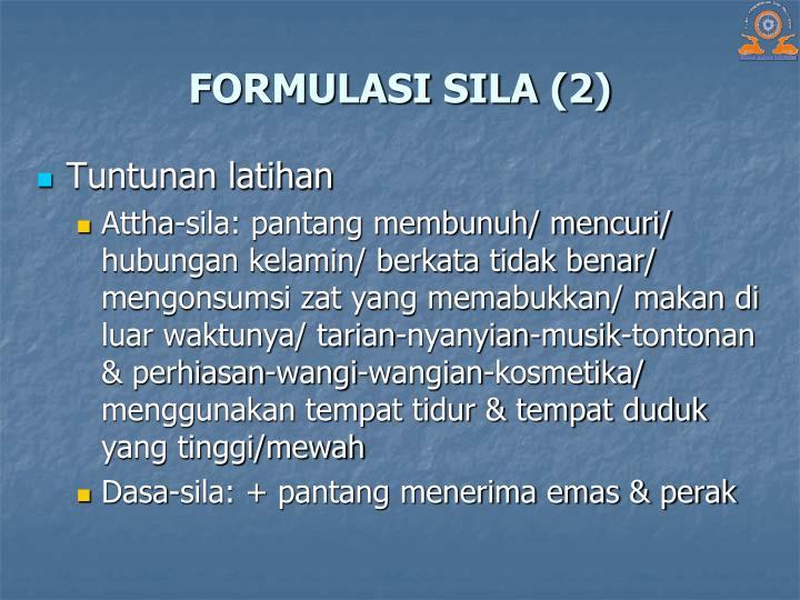 FORMULASI SILA (2)