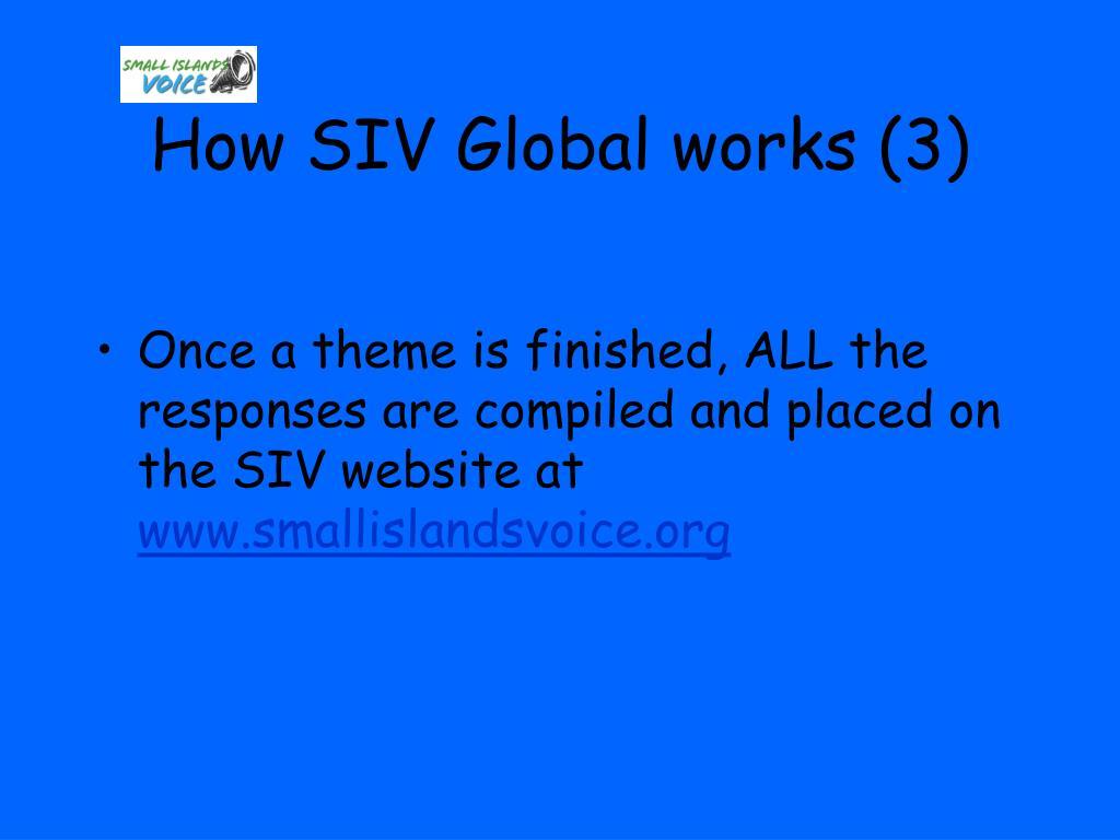 How SIV Global works (3)