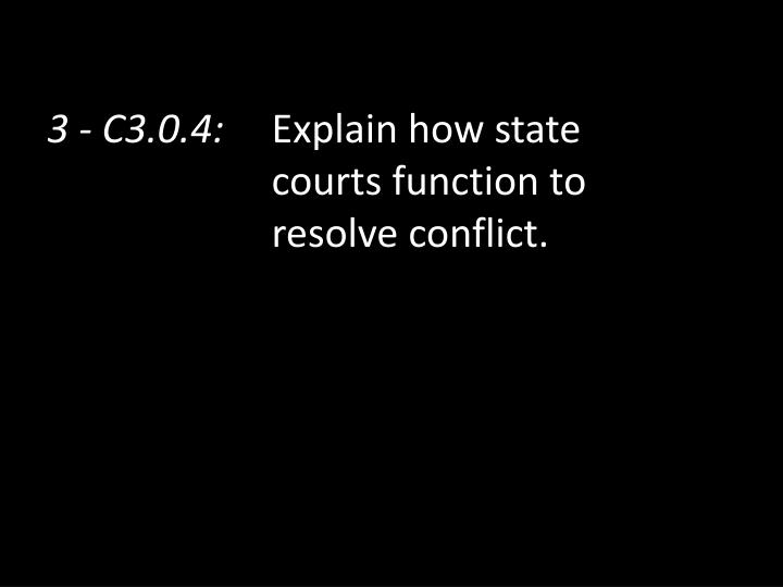 3 - C3.0.4: