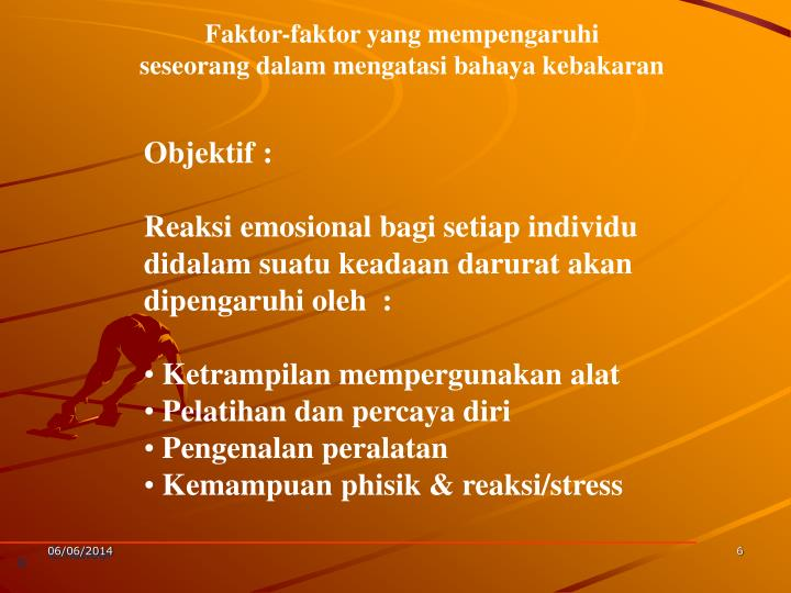 Faktor-faktor yang mempengaruhi
