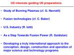 us interests guiding us preparations