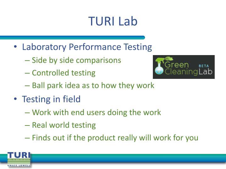TURI Lab