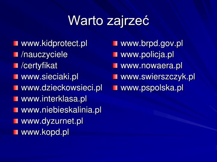 www.kidprotect.pl