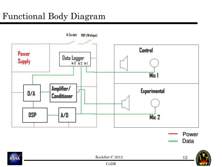 Functional Body Diagram
