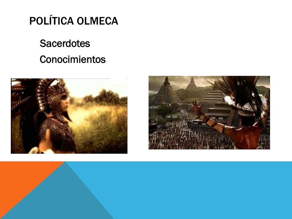 Política Olmeca
