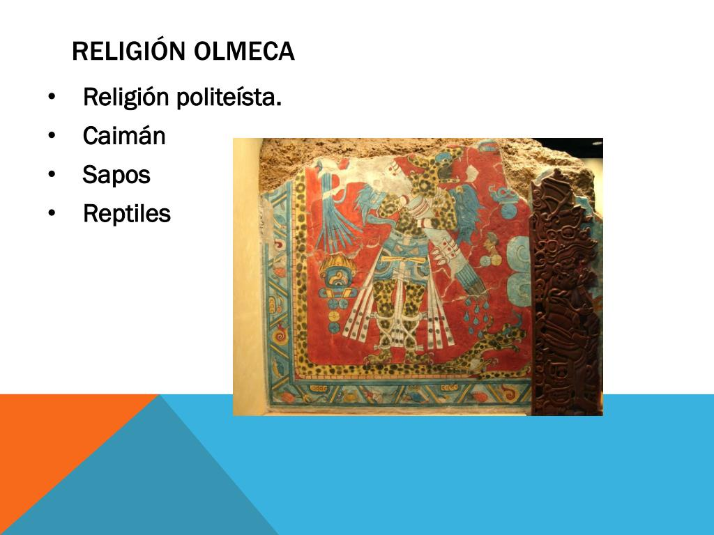 Religión Olmeca