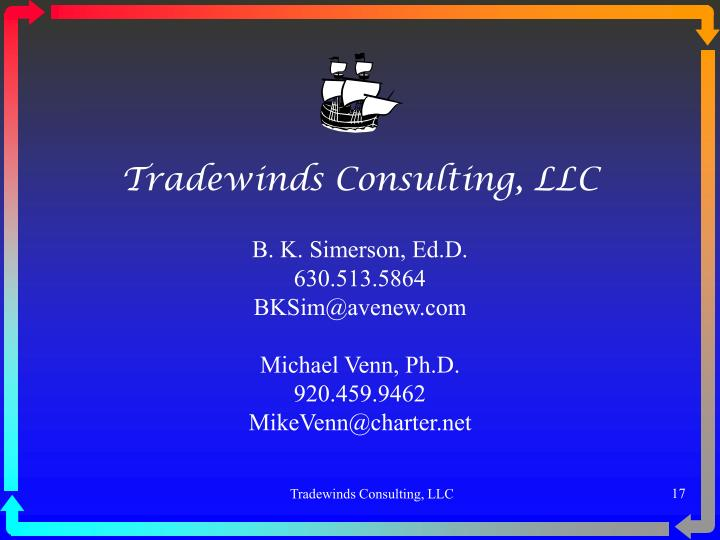 Tradewinds Consulting, LLC