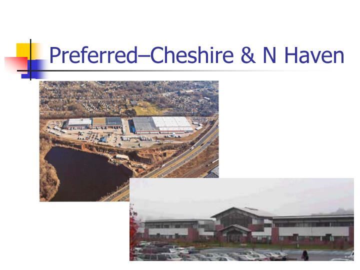 Preferred–Cheshire & N Haven