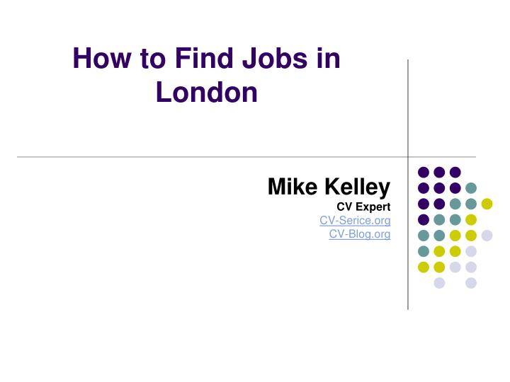 How to find jobs in london l.jpg
