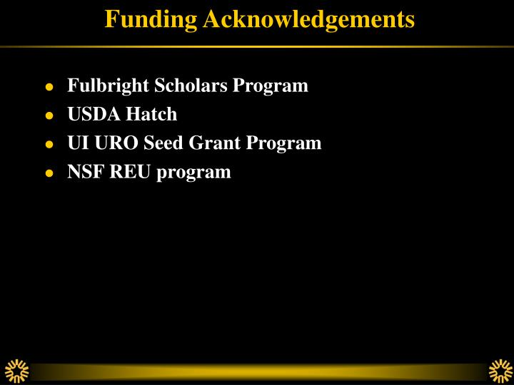 Fulbright Scholars Program