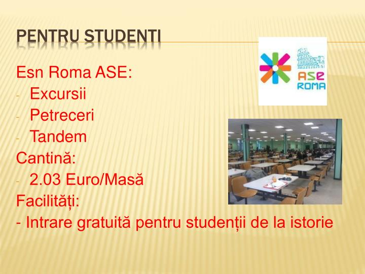 Esn Roma ASE: