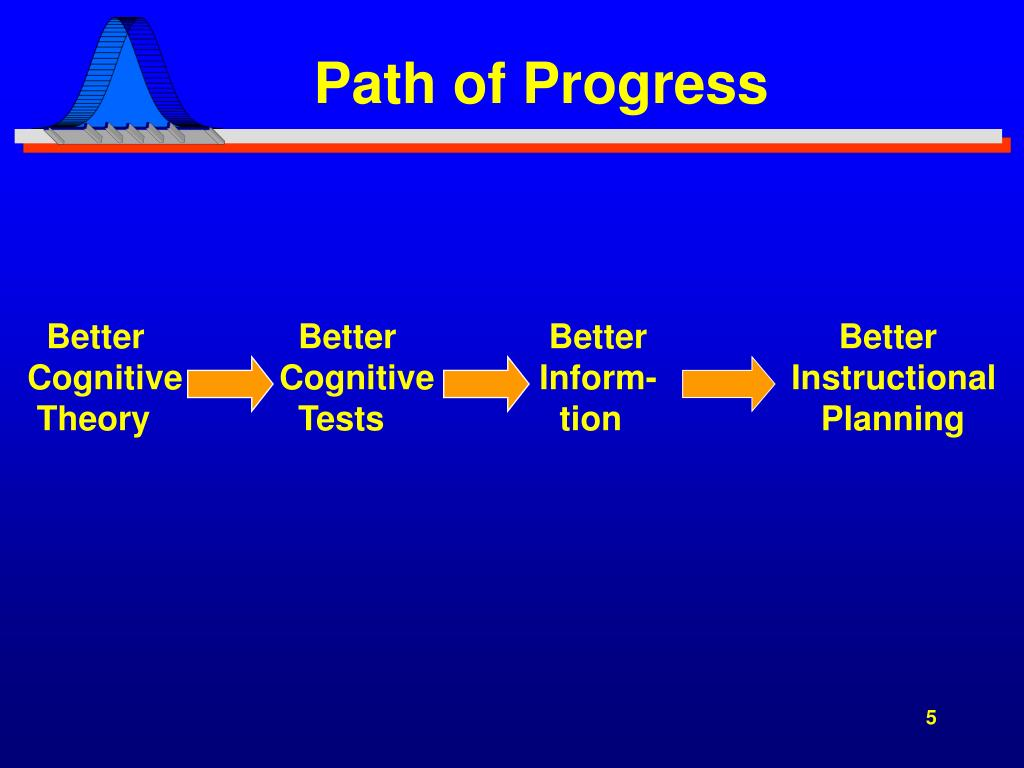 Path of Progress