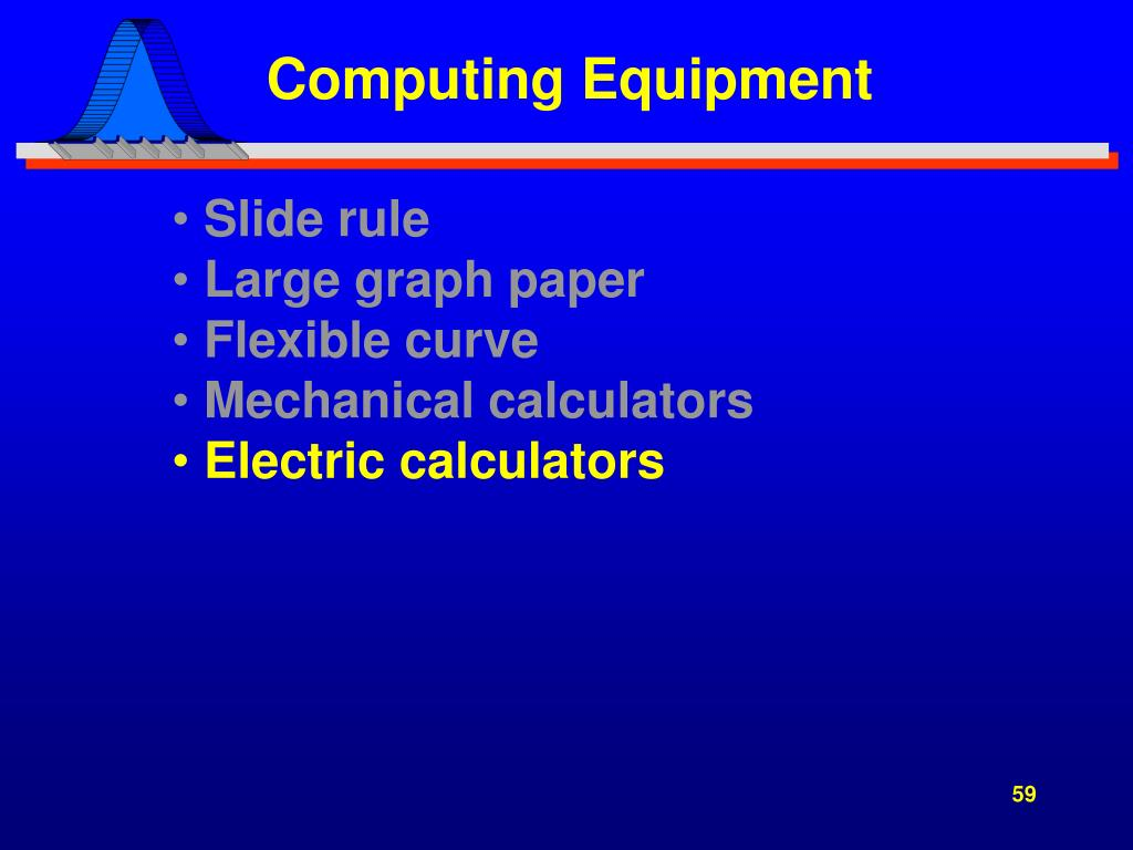 Computing Equipment