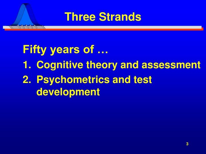 Three strands3