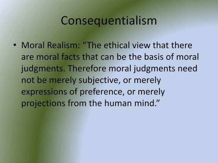Consequentialism