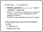 pastores 3 palabras1