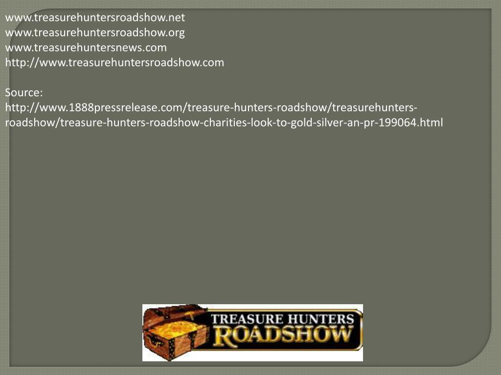 www.treasurehuntersroadshow.net