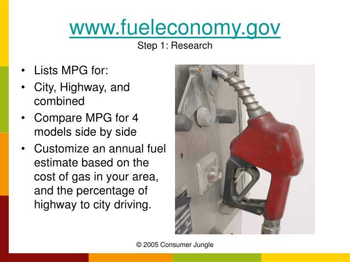 www.fueleconomy.gov