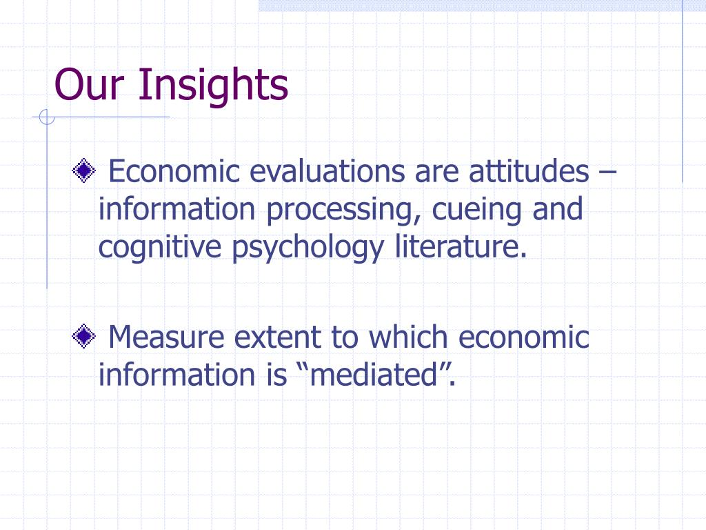 Our Insights