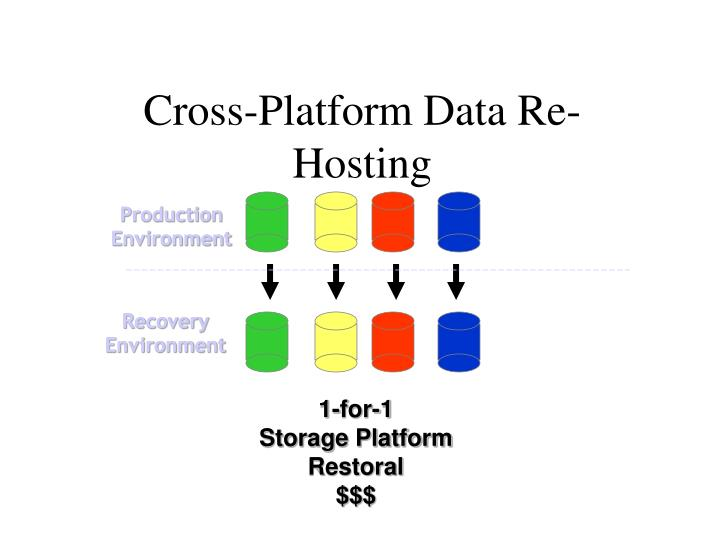 Cross-Platform Data Re-Hosting