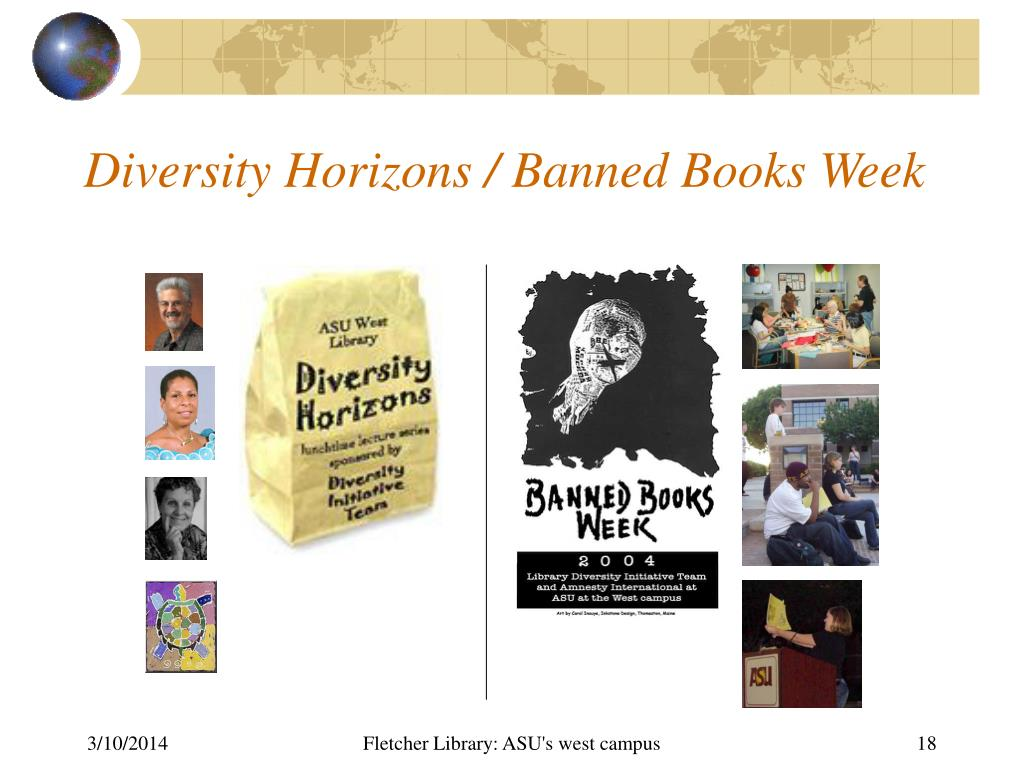 Diversity Horizons / Banned Books Week