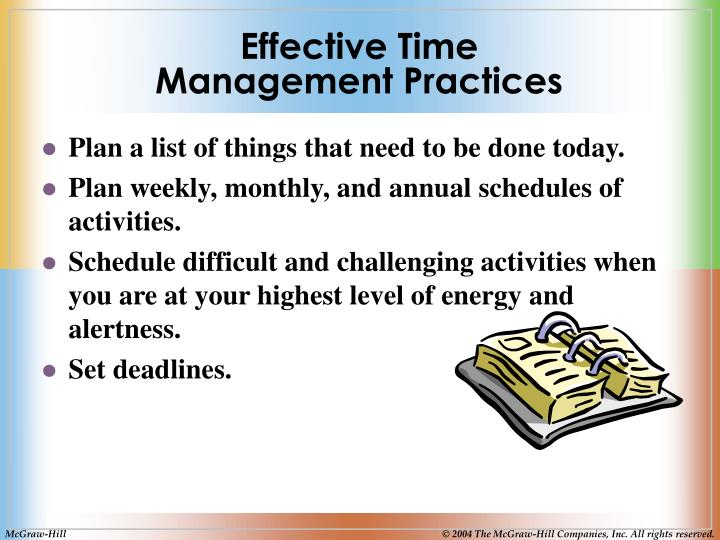 Effective Time